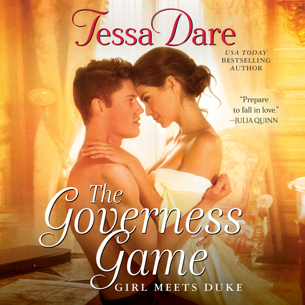 The Governess Game: Girl Meets Duke Series, Boo...