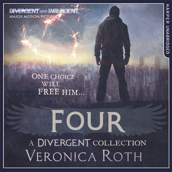 Four: A Divergent Collection , Hörbuch, Digital...