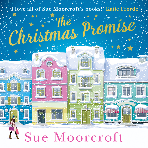 The Christmas Promise: The cosy Christmas book you won´t be able to put down! , Hörbuch, Digital, 1, 583min