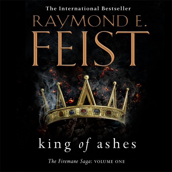 King of Ashes: Firemane, Book 1 , Hörbuch, Digi...