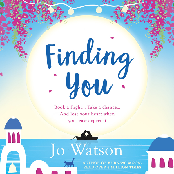Finding You: Destination Love, Book 3 , Hörbuch...