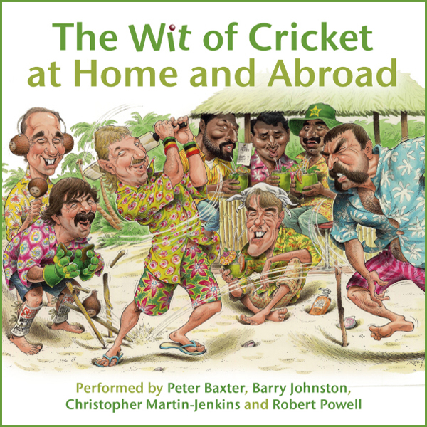 The Wit of Cricket at Home and Abroad, Hörbuch, Digital, 1, 72min