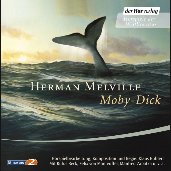 Moby-Dick oder Der Wal, Hörbuch, Digital, 1, 80min