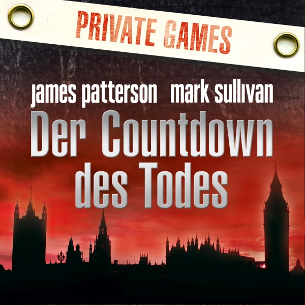 Der Countdown des Todes: Private Games, Hörbuch...