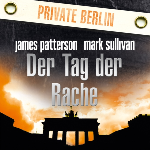Der Tag der Rache (Private Berlin), Hörbuch, Di...