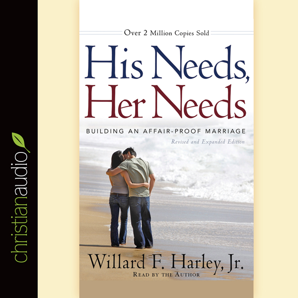 His Needs, Her Needs: Building an Affair-Proof Marriage , Hörbuch, Digital, 1, 445min