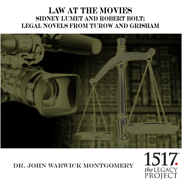 Law at the Movies: Sidney Lumet and Robert Bolt, Legal Novels from Turow and Grisham, Hörbuch, Digital, 1, 39min