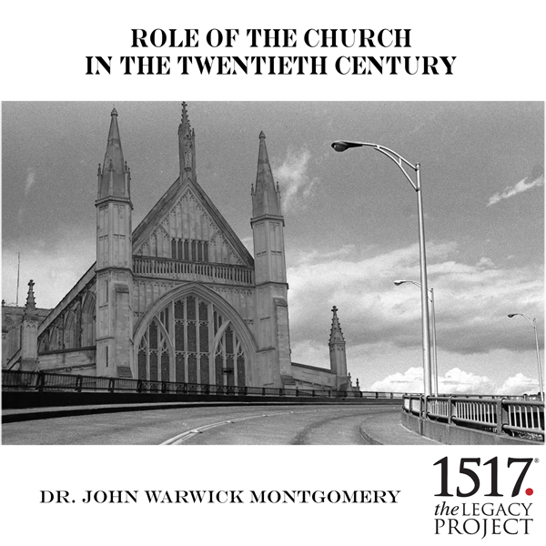 Role of the Church in the 20th Century , Hörbuch, Digital, 1, 37min