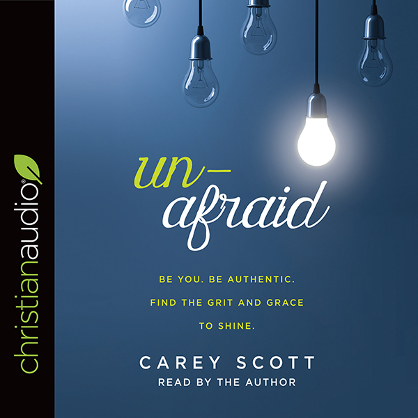 Unafraid: Be You. Be Authentic. Find the Grit and Grace to Shine. , Hörbuch, Digital, 1, 398min