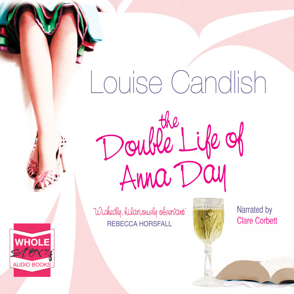 The Double Life of Anna Day , Hörbuch, Digital,...