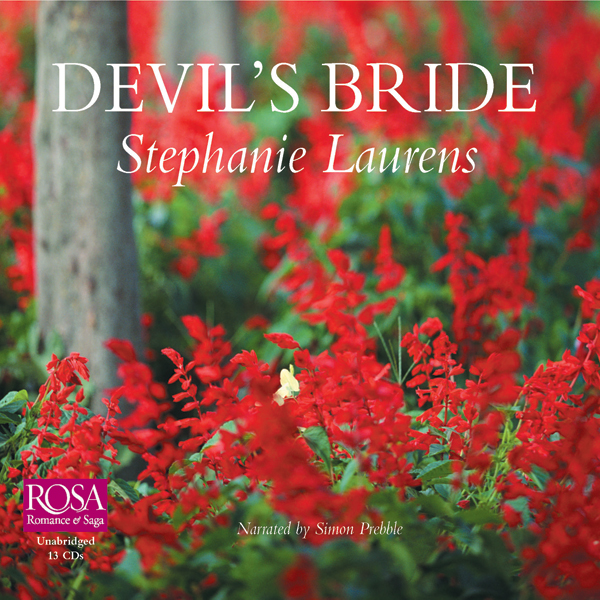 Devil´s Bride: Cynster Series, Book 1 , Hörbuch...
