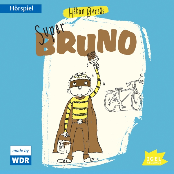 Super Bruno, Hörbuch, Digital, 1, 40min