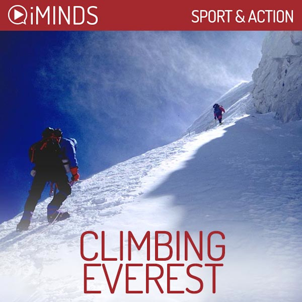Climbing Everest: Sport & Action , Hörbuch, Dig...