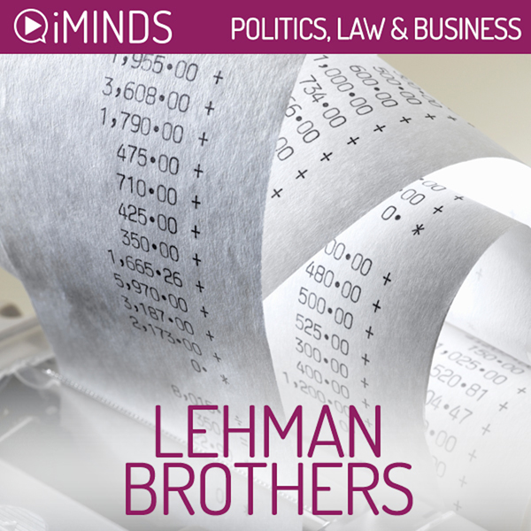 Lehman Brothers: Politics, Law & Business , Hör...