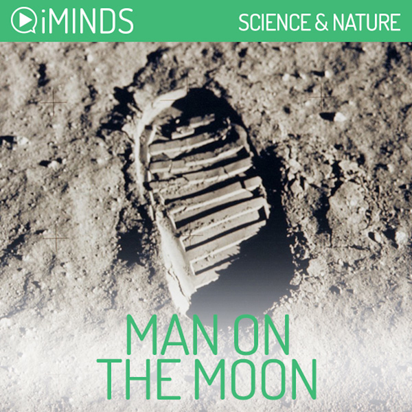 Man on the Moon: Science & Nature , Hörbuch, Di...