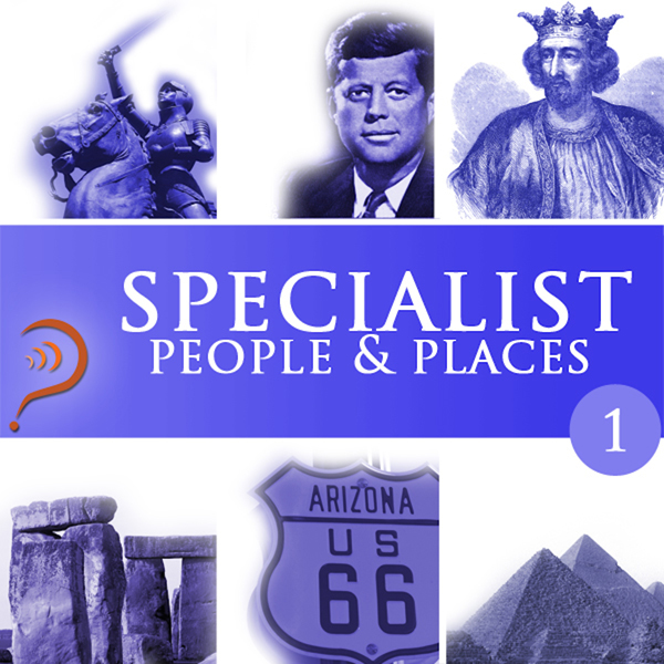 Specialist: People & Places, Volume 1 , Hörbuch...