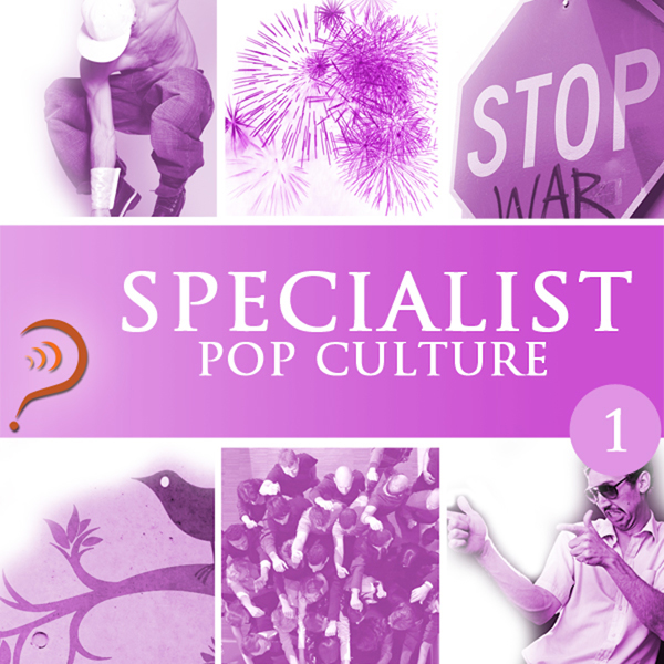 Specialist, Pop Culture, Volume 1 , Hörbuch, Di...