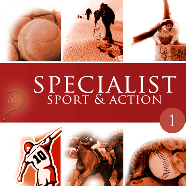 Specialist: Sport & Action, Volume 1 , Hörbuch,...
