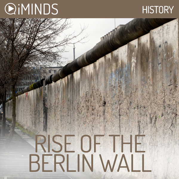 Rise of The Berlin Wall: History , Hörbuch, Dig...