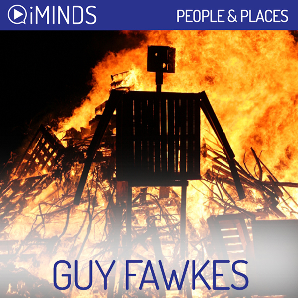 Guy Fawkes: People & Places , Hörbuch, Digital,...