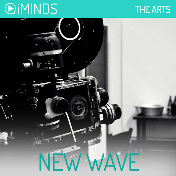 The New Wave: The Arts , Hörbuch, Digital, 1, 8min