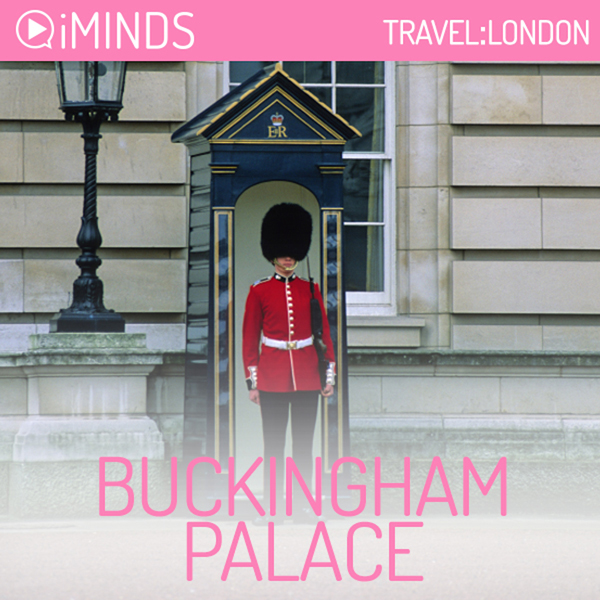 Buckingham Palace: Travel London, Hörbuch, Digi...