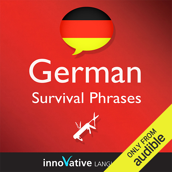 Learn German - Survival Phrases German, Volume ...