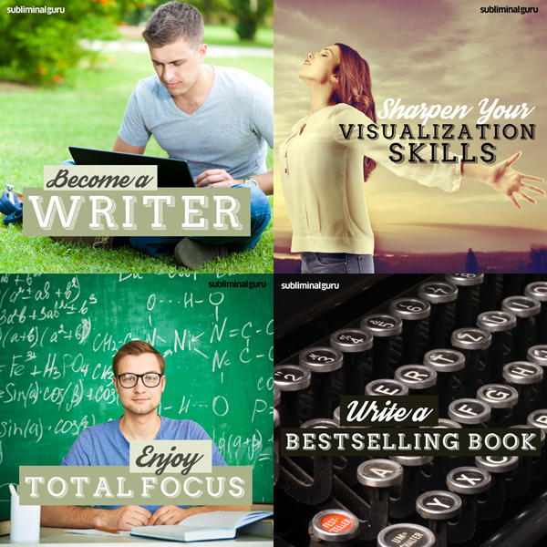 Writing Power Subliminal Messages Bundle: Becom...