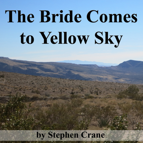The Bride Comes to Yellow Sky , Hörbuch, Digita...