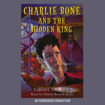 Charlie Bone and the Hidden King , Hörbuch, Dig...