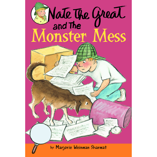 Nate the Great and the Monster Mess: Nate the G...