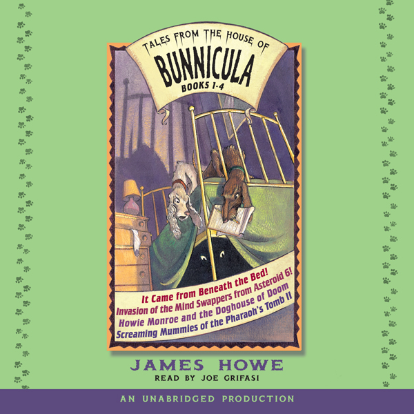Tales From the House of Bunnicula: Books 1-4 , ...