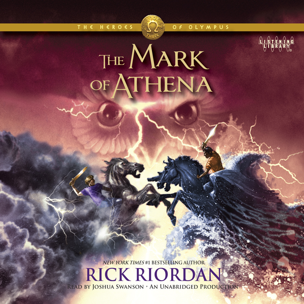 The Mark of Athena: The Heroes of Olympus, Book...