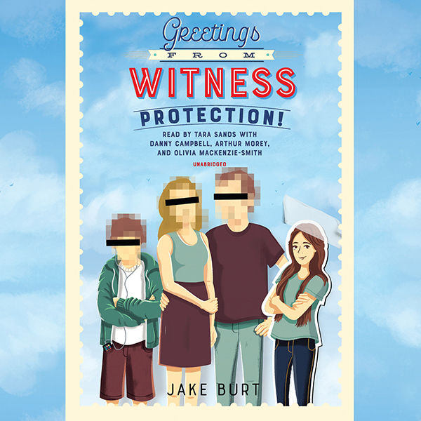 Greetings from Witness Protection! , Hörbuch, D...
