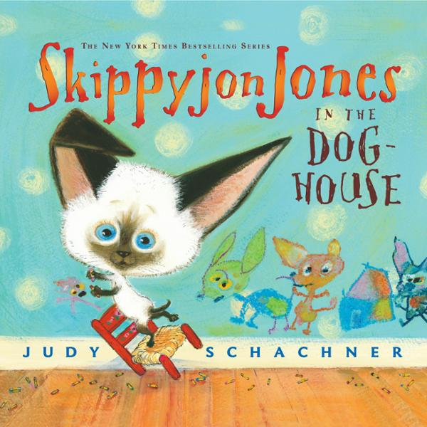 Skippyjon Jones in the Dog-House , Hörbuch, Dig...