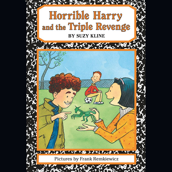 Horrible Harry and the Triple Revenge: Horrible...