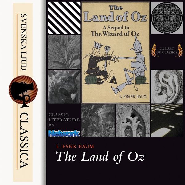The Marvelous Land of Oz (Land of Oz 2), Hörbuc...