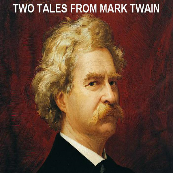 Two Tales from Mark Twain , Hörbuch, Digital, 1...