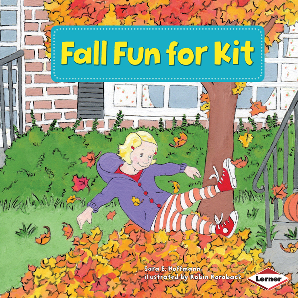 Fall Fun for Kit , Hörbuch, Digital, ungekürzt,...