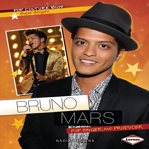 Bruno Mars: Pop Singer and Producer , Hörbuch, ...