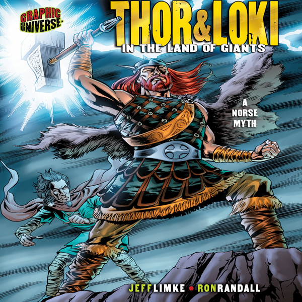 Thor & Loki: In the Land of Giants , Hörbuch, D...