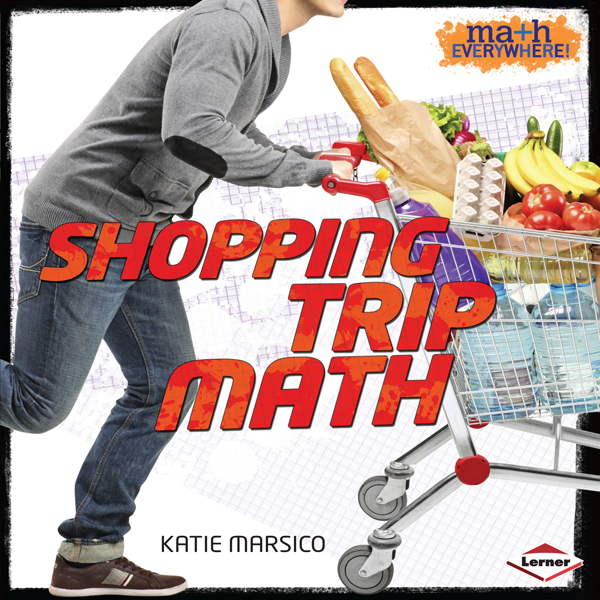 Shopping Trip Math , Hörbuch, Digital, 1, 24min