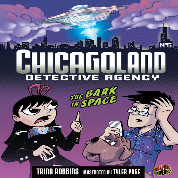 The Bark in Space: Chicagoland Detective Agency...