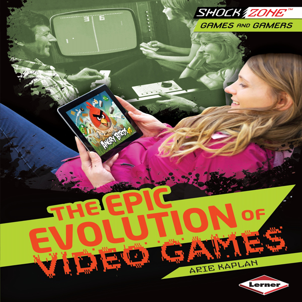 The Epic Evolution of Video Games , Hörbuch, Di...