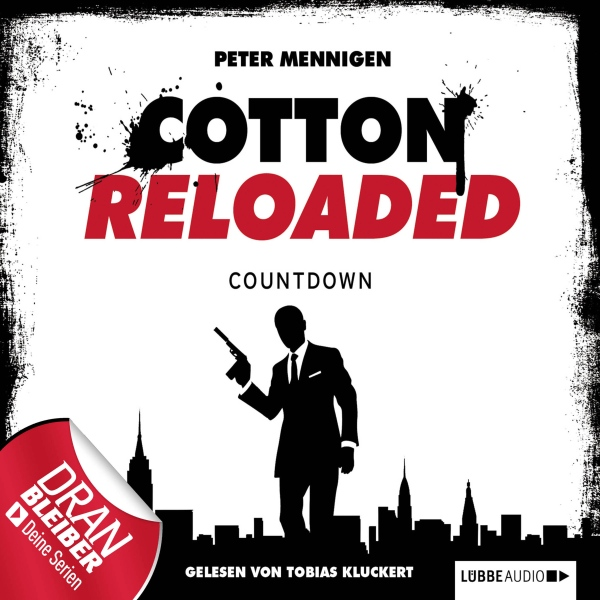 Peter Mennigen Countdown (Cotton Reloaded 2), Hörbuch, Digital, 186min
