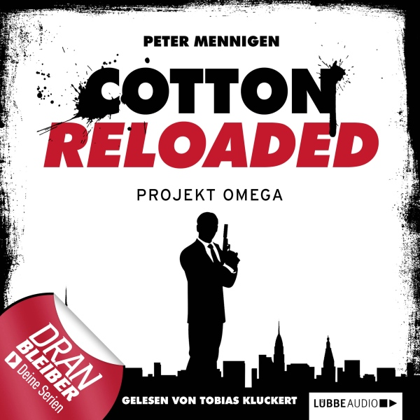 Peter Mennigen Projekt Omega (Cotton Reloaded 10), Hörbuch, Digital, 208min