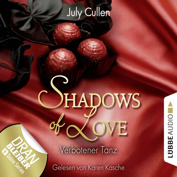 Verbotener Tanz (Shadows of Love 6), Hörbuch, D...