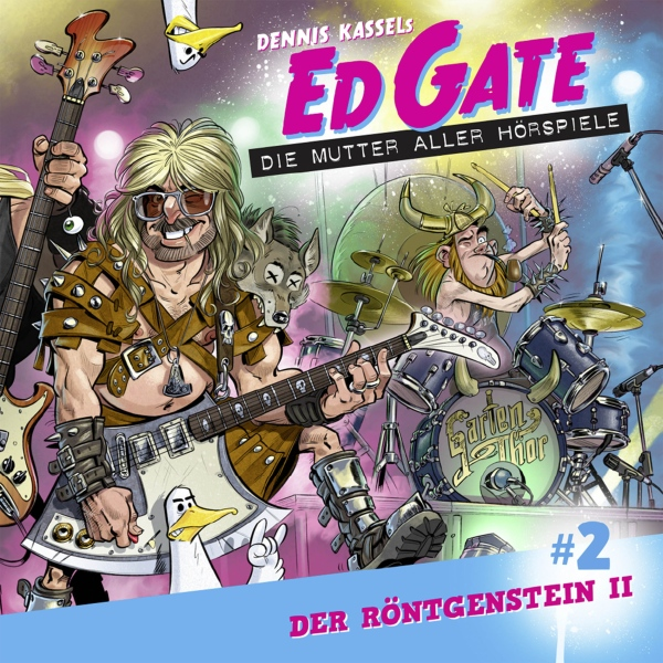 Der Röntgenstein 2: Ed Gate. Die Mutter aller H...
