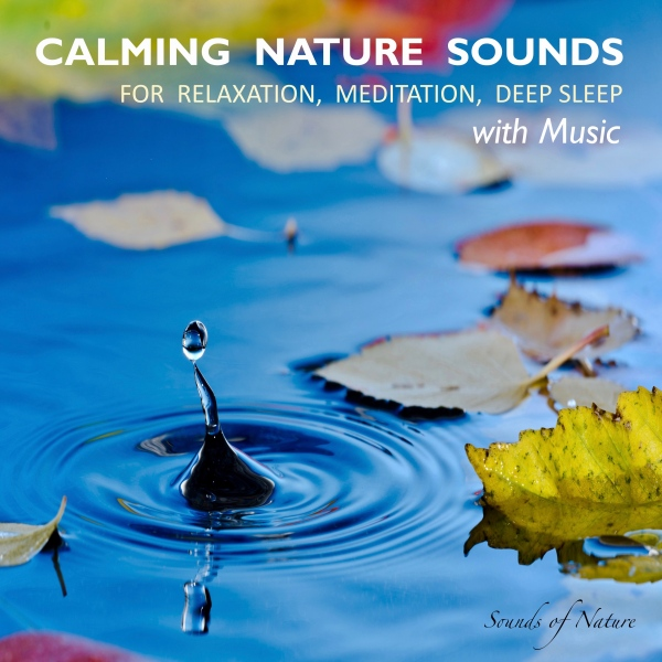 Calming Nature Sounds With Music: Sounds of Nat...