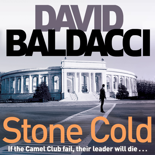 Stone Cold: Camel Club, Book 3 , Hörbuch, Digit...